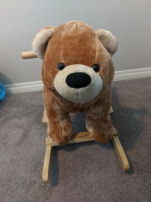 Teddy Bear Rocker for Sale in Rialto, CA