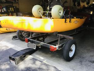 2 kayak trailer for Sale in Tampa, FL