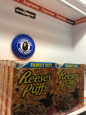 Travis Scott Reese's Puffs (Family Size) for Sale in Canonsburg, PA