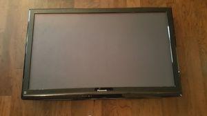50 inch Panasonic plasma TV (not a smart TV) for Sale in Gunpowder, MD