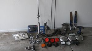 Semi truck parts for Sale in Bakersfield, CA