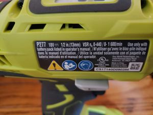 Ryobi drill, impact driver, soldering iron for Sale in Staten Island, NY
