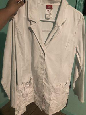 Dickies women's Lab coat (M) for Sale in San Antonio, TX