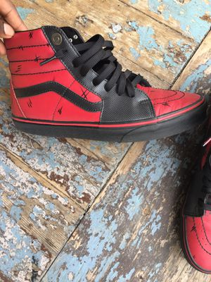 Deadpool vans for Sale in Syracuse, NY