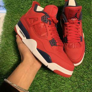 """Jordan 4 """"Fiba"""" (Size 9) brand New for Sale in Arvin, CA"""
