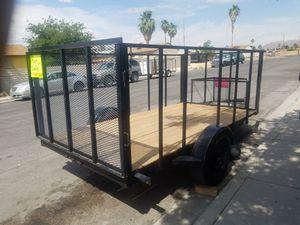 utility trailer / traila for Sale in North Las Vegas, NV