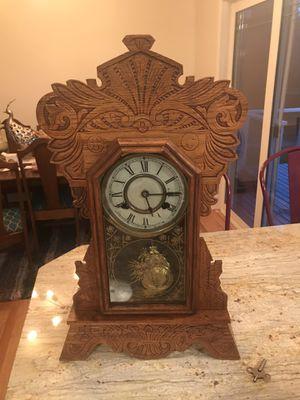 Antique Mantel Clock for Sale in Seattle, WA