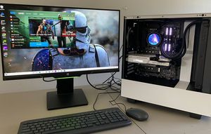 RTX 3070 gaming pc (Everything is included in the price)NO TRADE! for Sale in Portland, OR