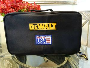 Dewalt Small Carrying Case (No Tools) for Sale in Citrus Heights, CA
