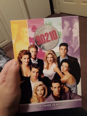 Season 3 Beverly Hills 90210 for Sale in Millsboro, DE