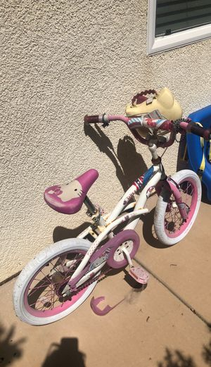 Girls Bicycle - Hello Kitty for Sale in Carlsbad, CA