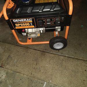 Generac 5500 for Sale in Phoenix, AZ
