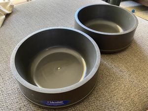 Petmate Fool-A-Bug Pet Food and Water Bowl Jumbo for Sale in Honolulu, HI