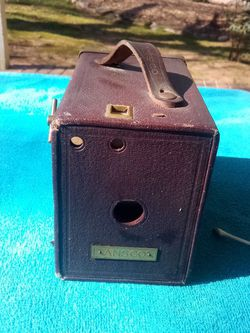 #2 Ansco 35 mm Camera; Over 100 Years Old for Sale in Pendleton,  SC