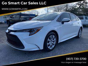 2020 Toyota Corolla for Sale in Winter Garden, FL