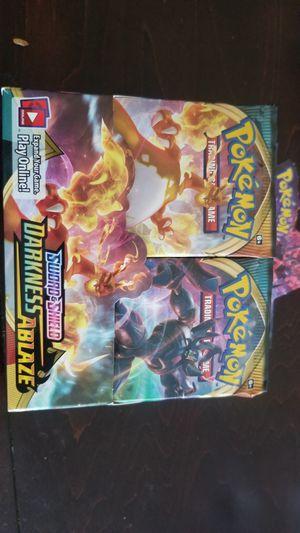 Pokemon Darkness Ablaze Booster Pack for Sale in Fullerton, CA