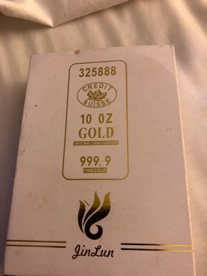 Gold rechargeable Lighter for Sale in Auburndale, FL