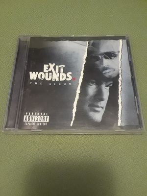 Exit Wounds - The Album for Sale in Decatur, GA