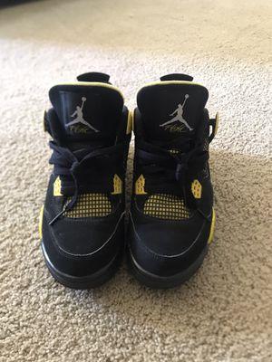 Jordan thunder 4s for Sale in Vallejo, CA