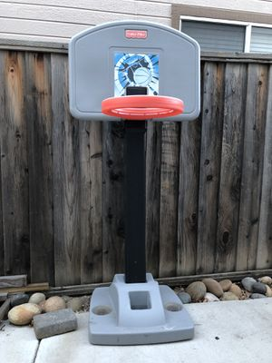 Kids Fisher Price basketball hoop for Sale in Martinez, CA