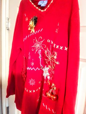 Fun ugly christmas sweater size 2x for Sale in Lake Forest Park, WA