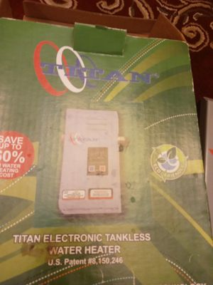 Titan N-10 Electronic Tankless Water Heater for Sale in Chicago, IL