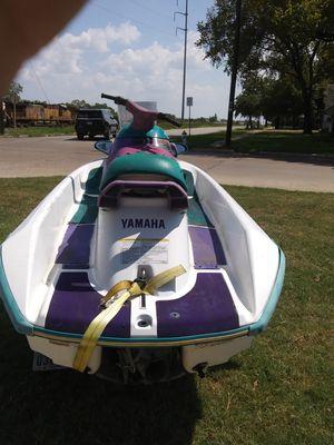 1996 yamaha waveventure for Sale in Ennis, TX