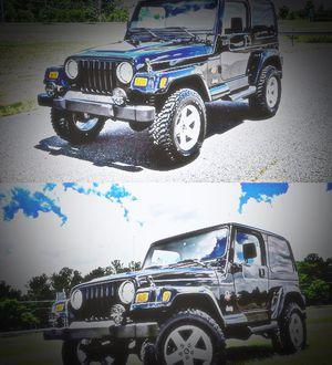 AllO2Electronics Jeep Wrangler Sport 1000$ for Sale in Port Allen, LA