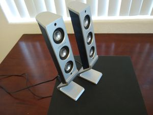 High Fidelity Speakers with Sub and remote for Sale in Vista, CA