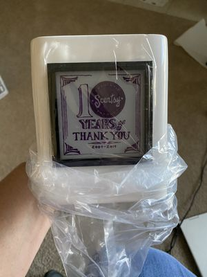 New scentsy warmer for Sale in Deer Park, TX
