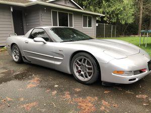 2003 Chevy corvette Z06 for Sale in Snohomish, WA