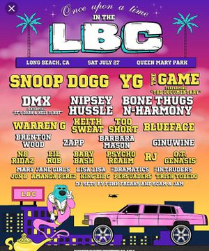 LBC TICKET for Sale in Industry, CA