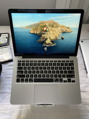 """2015 MacBook Pro 13"""" Core i5 16GB RAM 256GB SSD 224 Battery count Latest macOS Catalina 10.15.7 for Sale in Sunrise, FL"""