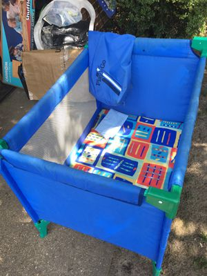 Nice pack and play great condition only 30 Firm for Sale in Glen Burnie, MD