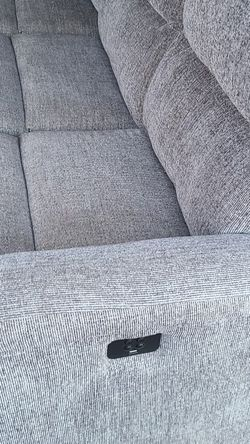 Electric Sofa + Electric Loveseat 1yr old for Sale in Hayward,  CA