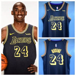 Lakers Kobe Bryant Black Jersey for Sale in Los Angeles, CA