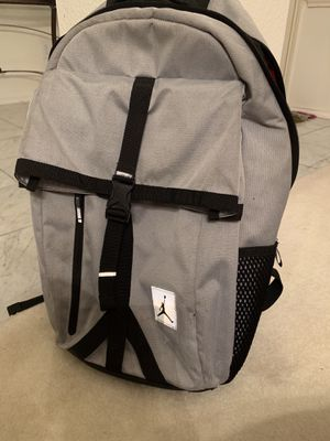 Jordan Backpack with laptop storage for Sale in Dallas, TX