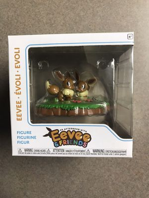 Afternoon with EEVEE & Friends Funko Pokémon Center Pokemon for Sale in Addison, TX