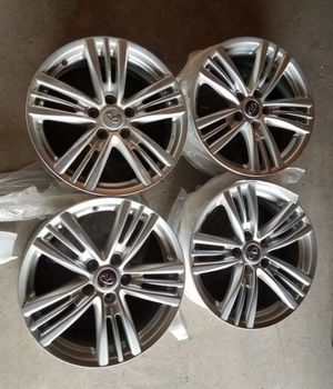 Infiniti Nissan Tires Rims 17 inch for Sale in Riverside, CA