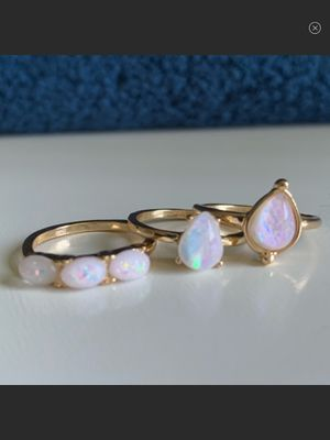 Beautiful gold ring set!!! New!!!! for Sale in Temecula, CA
