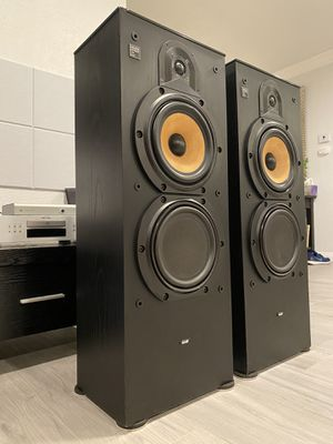 B&W BOWERS and WILKINS Floor Standing Loudspeakers for Sale in Baldwin Park, CA