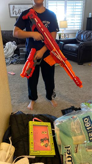 Nerf guns for Sale in March Air Reserve Base, CA