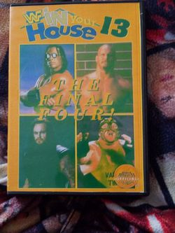 Wwf In Your House 13 Dvd for Sale in Chicago,  IL