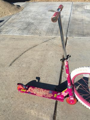 Barbie scooter for Sale in Lincoln Acres, CA