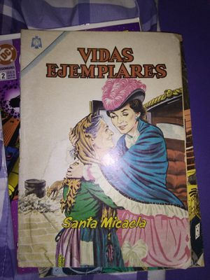 Comic Book Vidas Ejemplares for Sale in Alexandria, LA