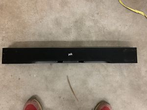 Polk audio sound bar and sub woofer for Sale in Phoenix, AZ