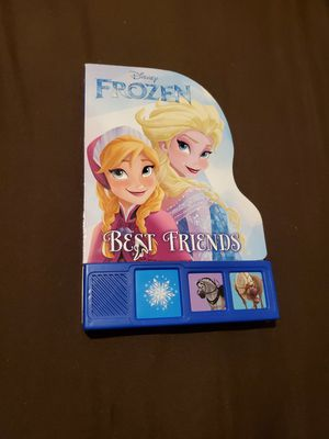 Frozen best friend music and sound for Sale in Appleton, WI