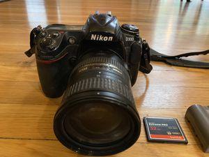 Nikon D300 DSLR Camera for Sale in Port Ludlow, WA