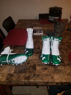 Under armour cleats for Sale in Donalsonville, GA