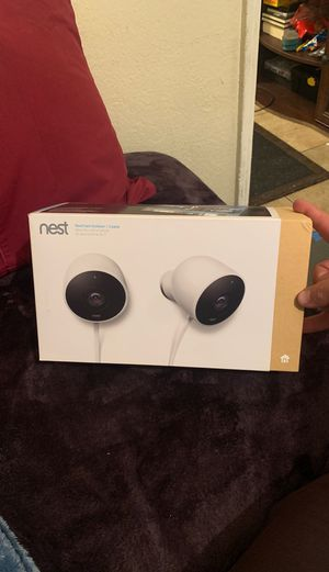 Nest cam outdoor 2 pack for Sale in Lynwood, CA